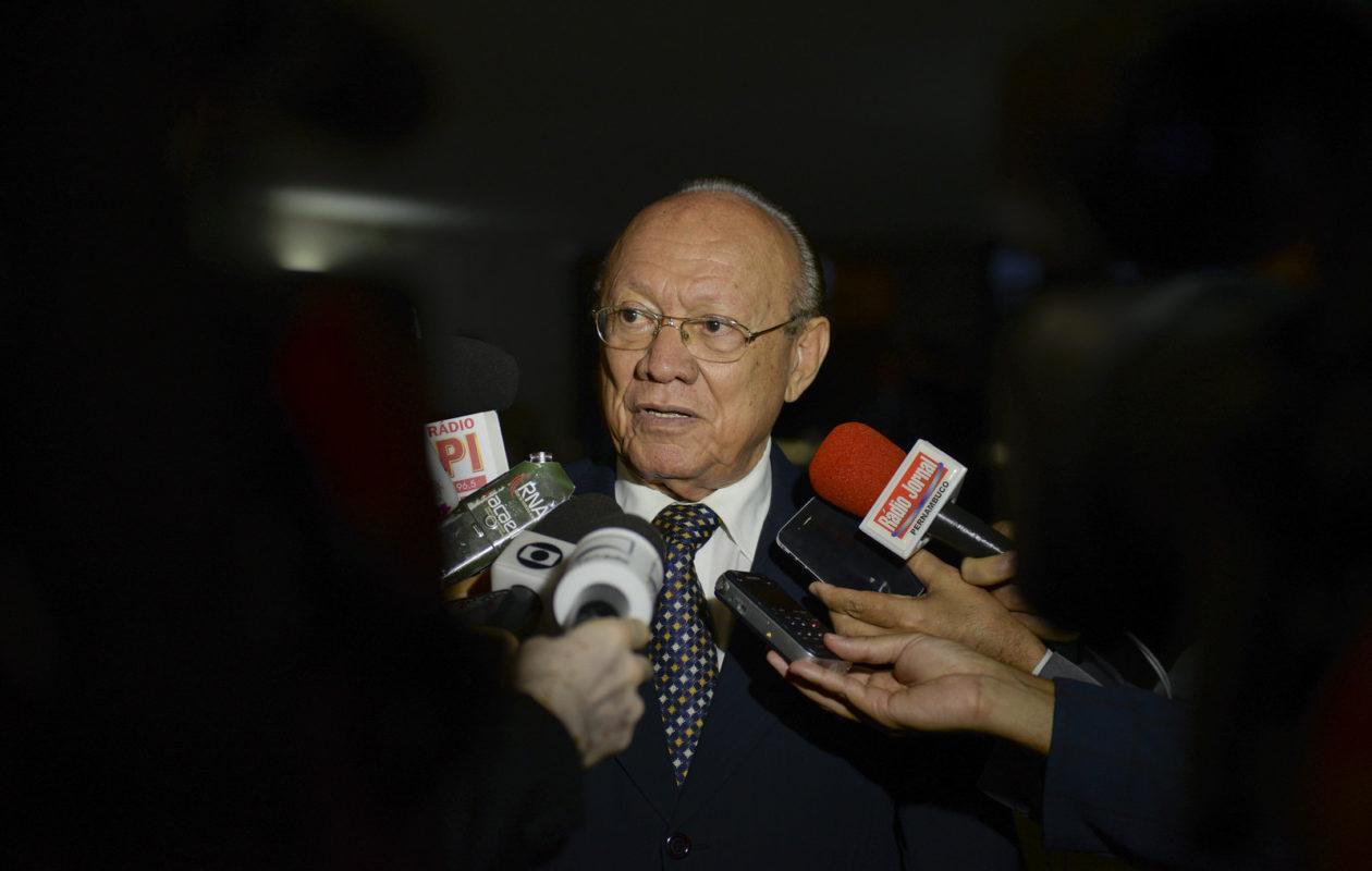 Superintendência de Combate à Corrupção colhe depoimento de João Alberto