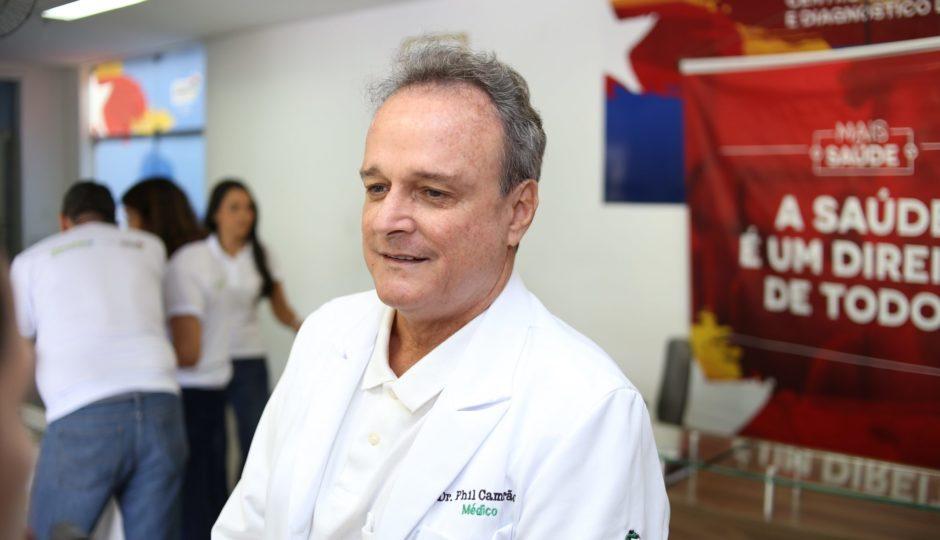 Juiz da Sermão aos Peixes manda desbloquear R$ 7 mil de Phil Camarão