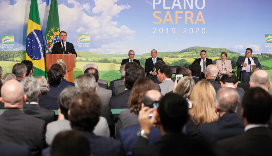 Sancionada liberação de R$ 248,9 bi para aposentadorias, Bolsa Família e Plano Safra