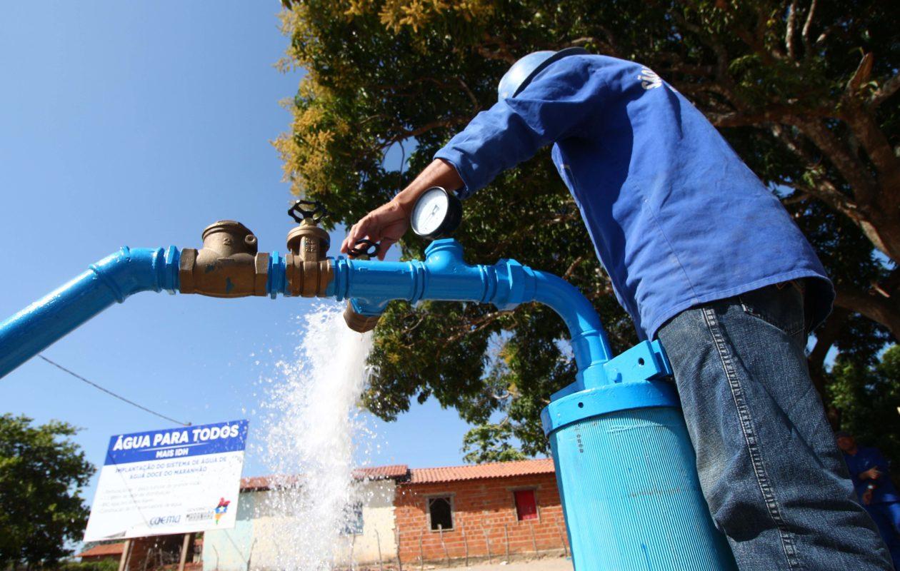Auditoria do TCE-MA apura convênio de R$ 13,6 milhões do Água para Todos