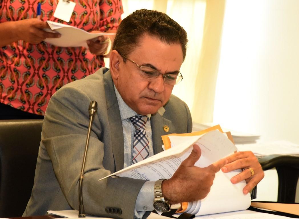 MP Eleitoral reitera pedido de quebra de sigilo bancário de Antônio Pereira