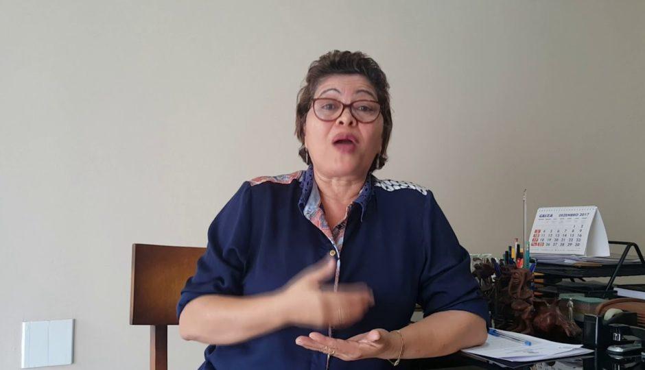 Promotoria pede perda de função pública de Dídima Coêlho por contratação fantasma