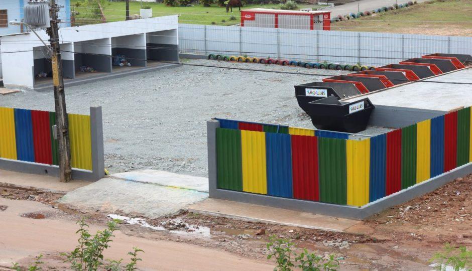 Gestão Edivaldo Júnior coloca em funcionamento 15º Ecoponto