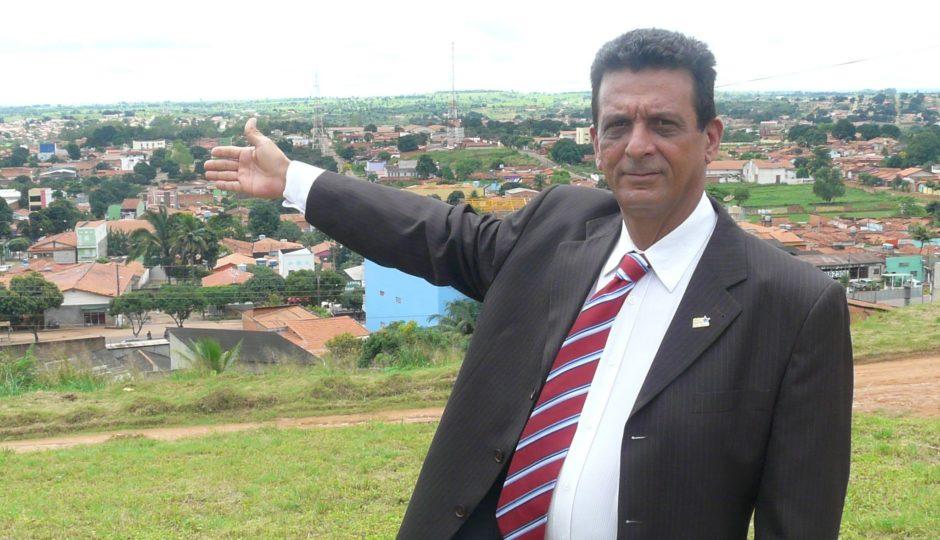 Promotoria quer afastamento de Juscelino Oliveira por esquema com Terramata