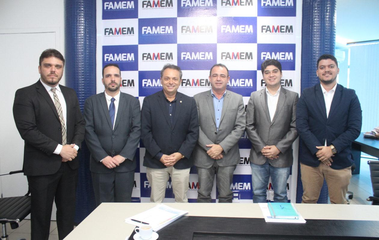 Famem e Jucema articulam acordo para divulgação do Empresa Fácil