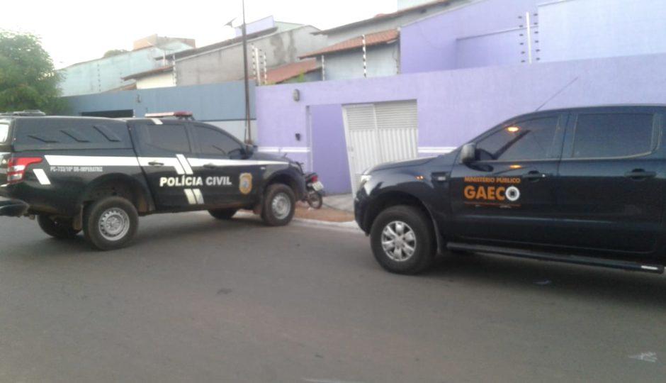 Seccor e Gaeco deflagram Créditos Ilusórios contra orcrim que lesou cofres em R$ 70 mi