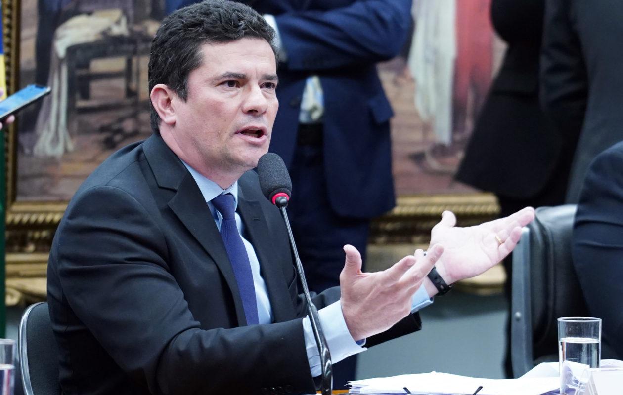 Em audiência na Câmara, Moro destaca imparcialidade e cumprimento da lei