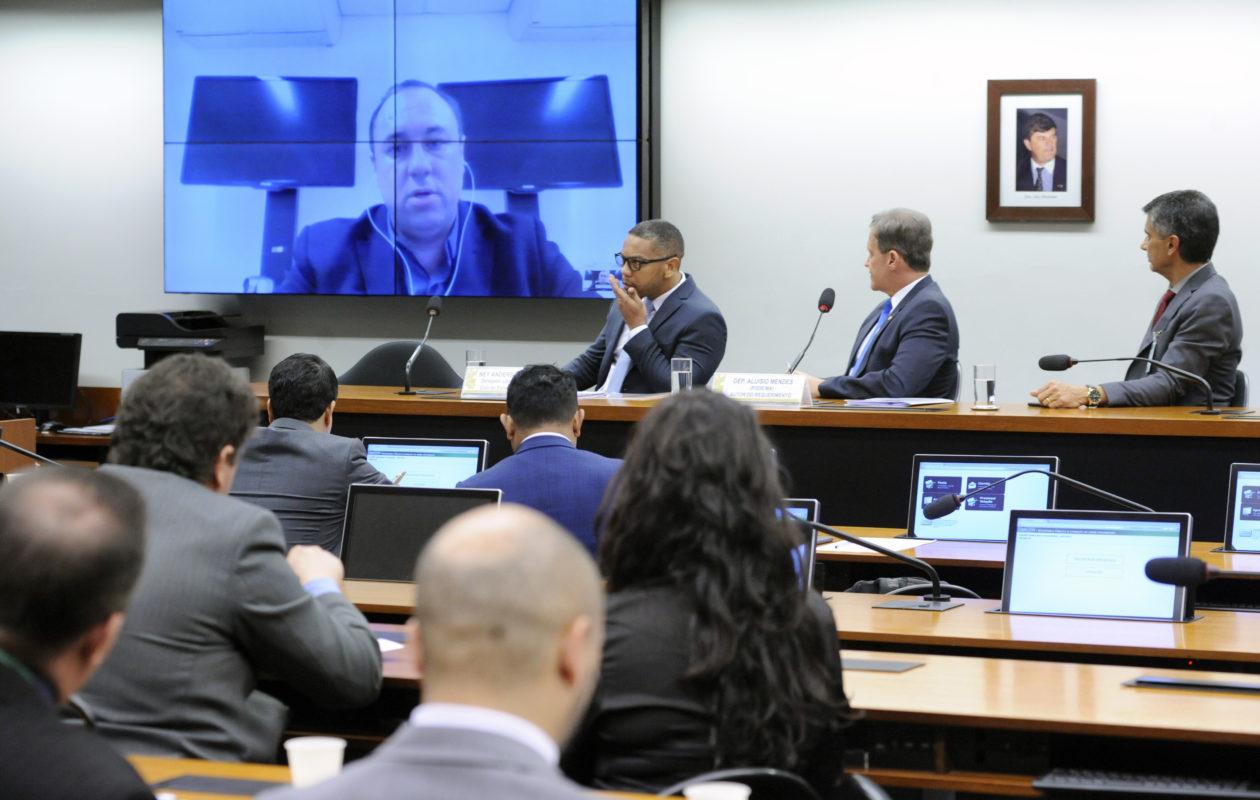 PGJ inclui oitiva de Bardal e Ney Anderson à Câmara em investigação sobre espionagem