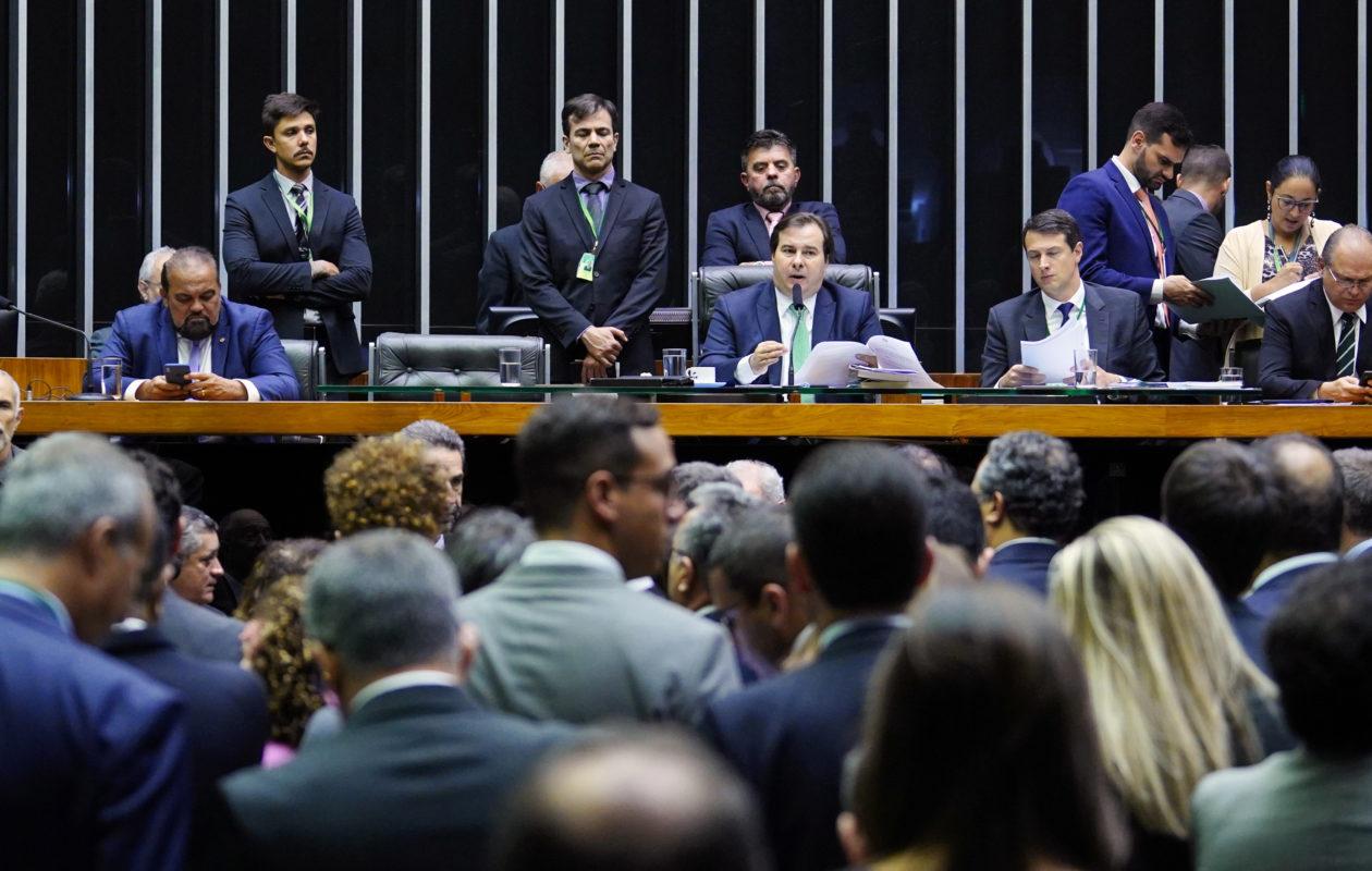 Câmara dos Deputados aprova projeto sobre abuso de autoridade