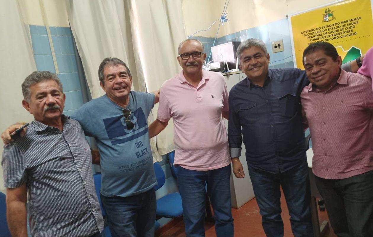 César Pires defende nome de coalizão para disputa pela prefeitura de Codó