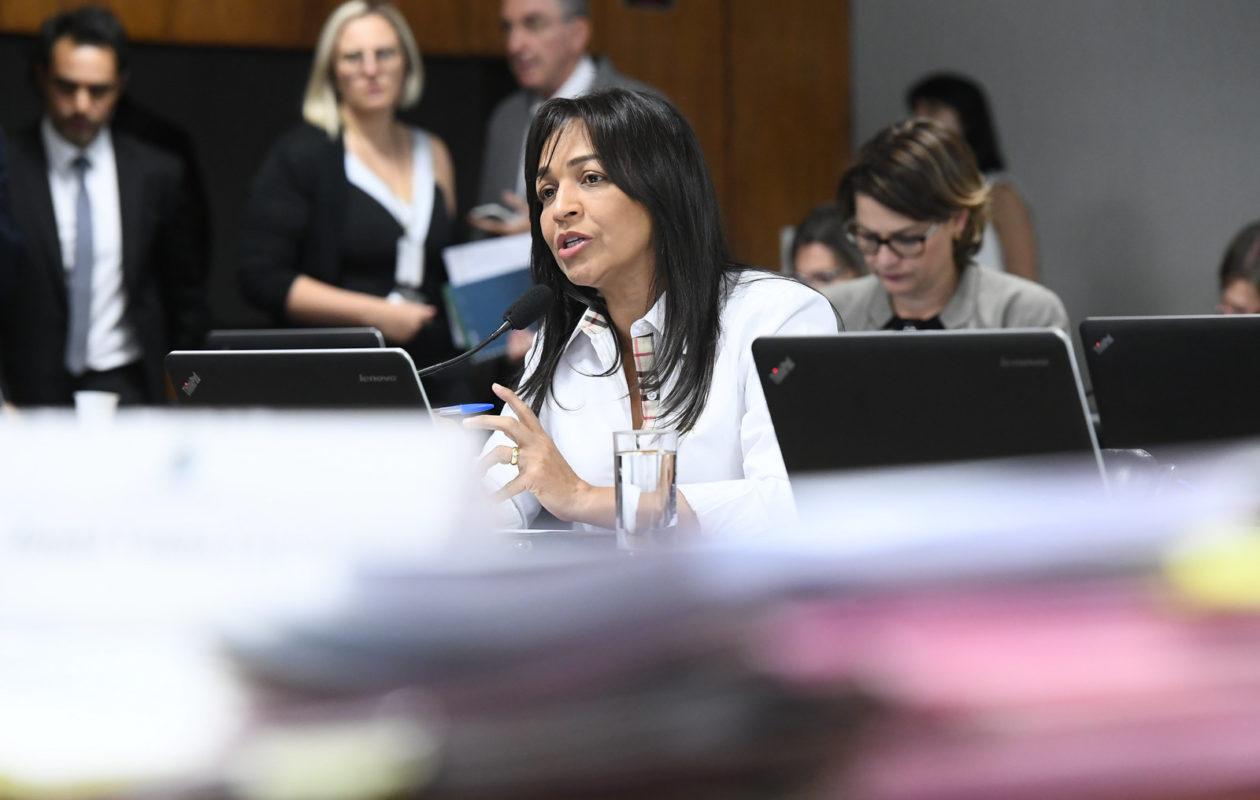 A pedido de Eliziane, Senado debate situação da Amazônia na terça-feira