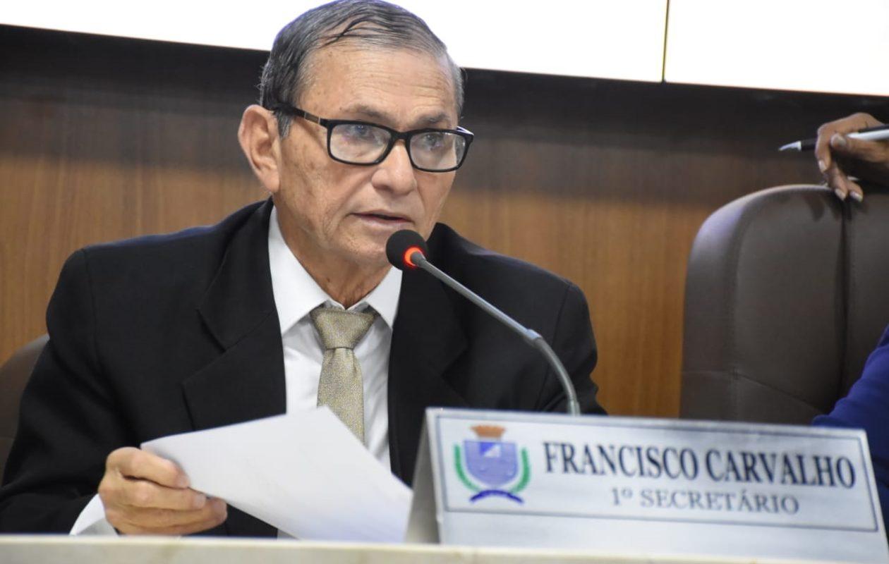 Chico Carvalho desmente ato de pré-candidatura de Monteiro como do PSL