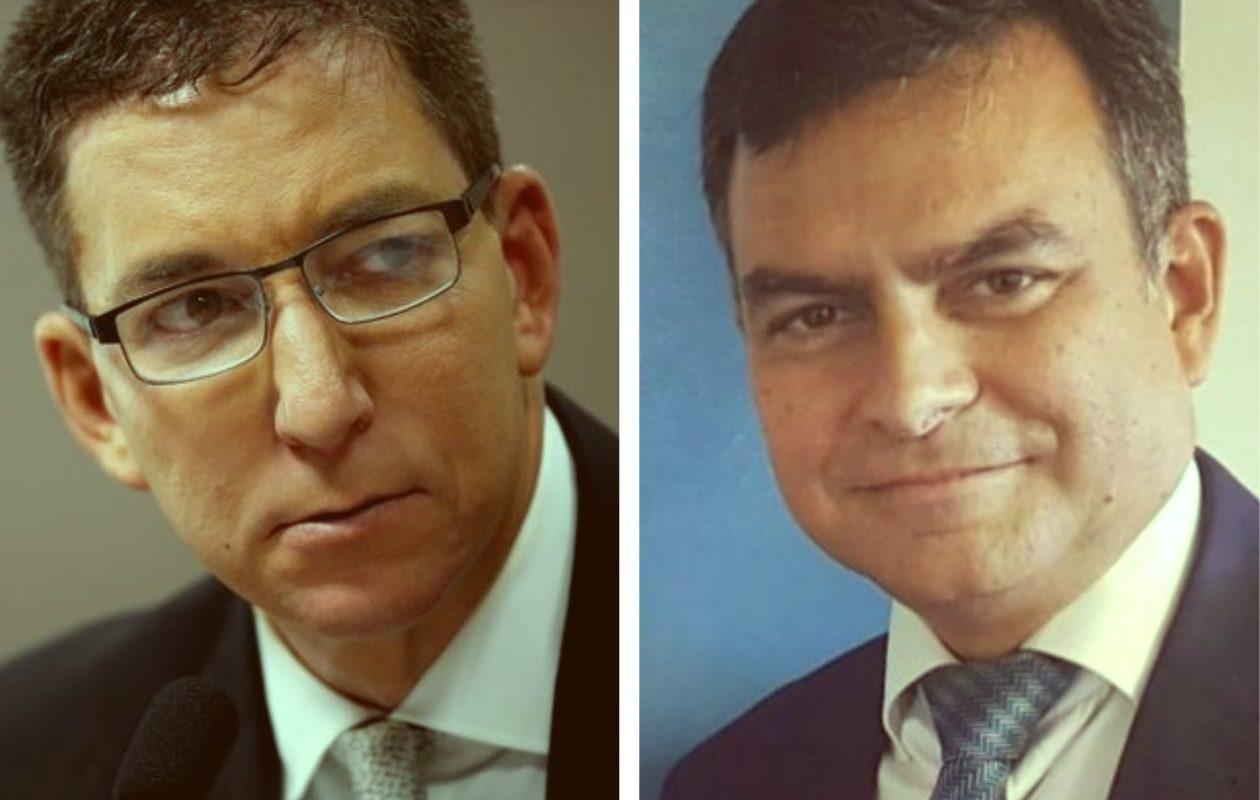 Governistas rejeitam título a Allan Garcês; medalha a Glenn Greenwald avança
