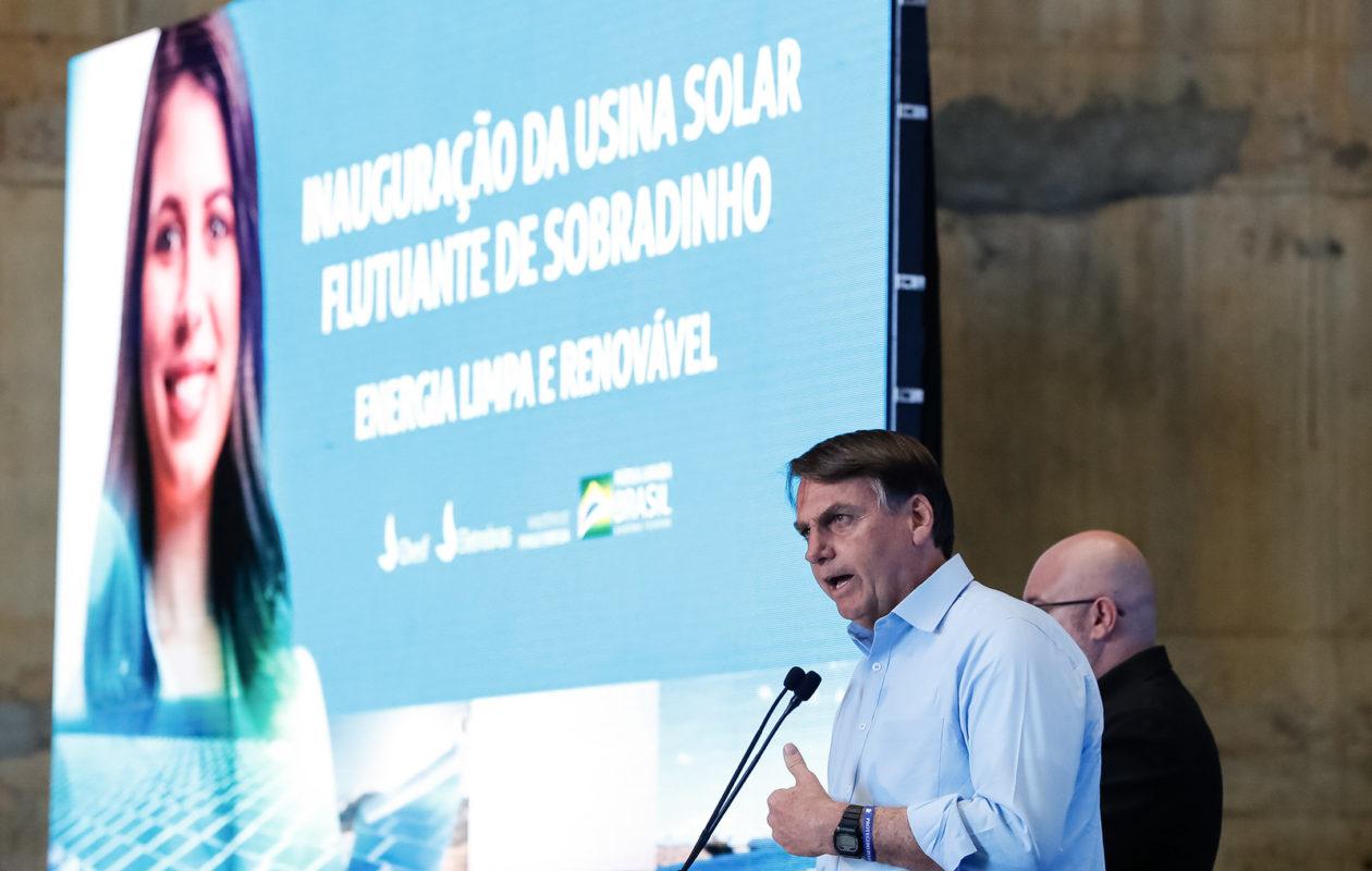"""""""Tenho preconceito com governador ladrão"""", diz Jair Bolsonaro"""