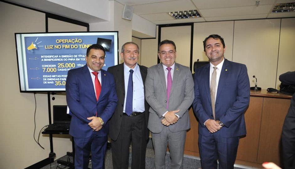 Bolsonaro manda exonerar Mauro da Hidraele, indicado de Josimar, do Incra