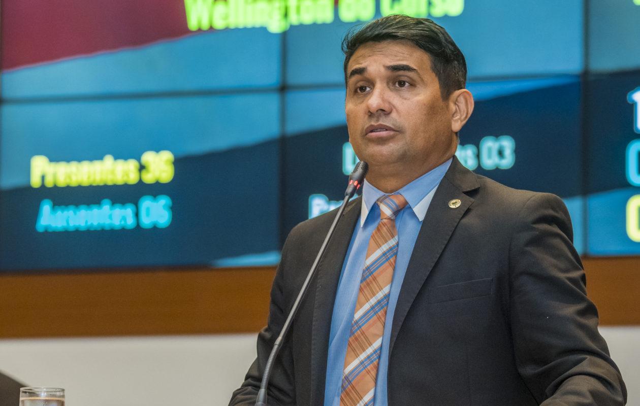 Wellington cobra transparência sobre relatórios da CPI dos Combustíveis