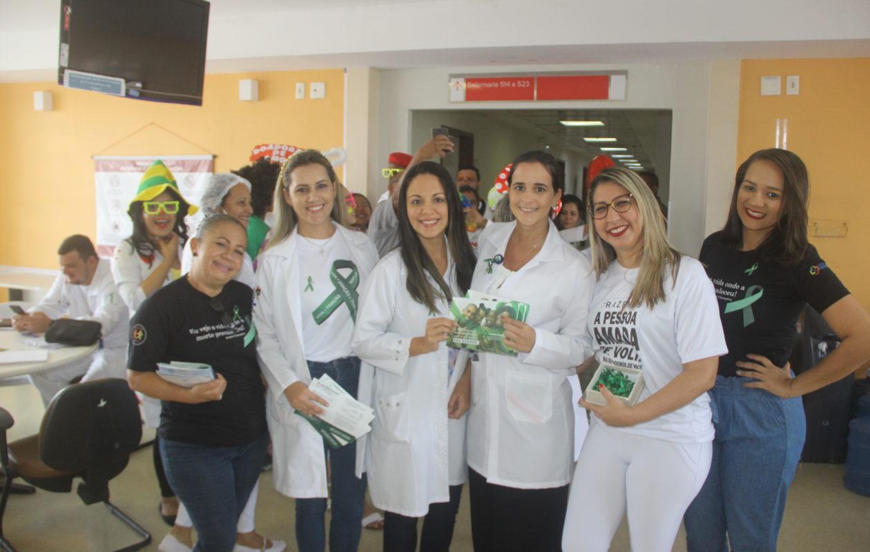 Hospital Dr. Carlos Macieira fará 'Mostra do Bem' sobre importância da doação de órgãos