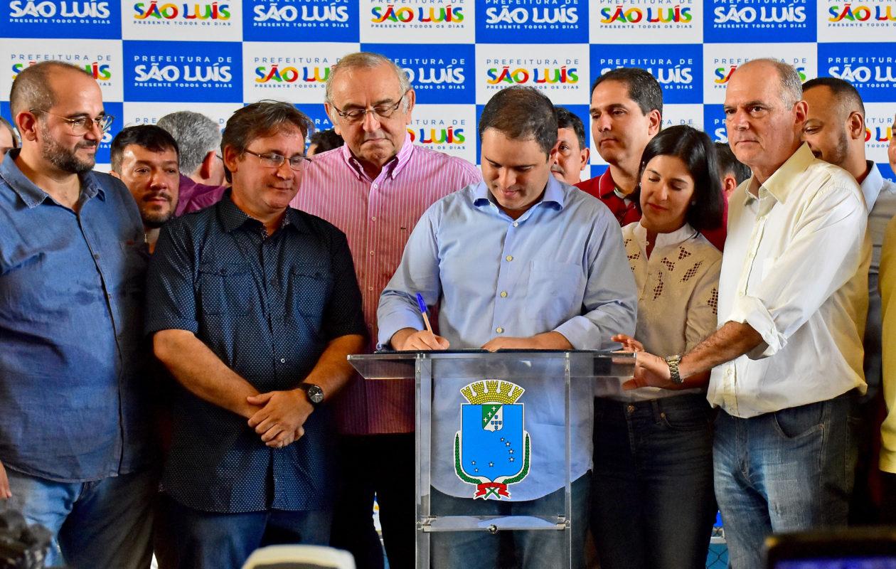 Edivaldo vai investir R$ 14,7 milhões na revitalização do Parque do Bom Menino, Praça da Bíblia e entorno