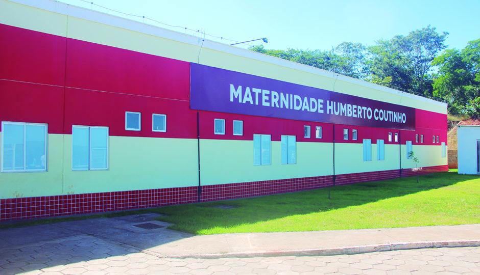 Maternidade Humberto Coutinho oferece assistência humanizada com quartos privativos