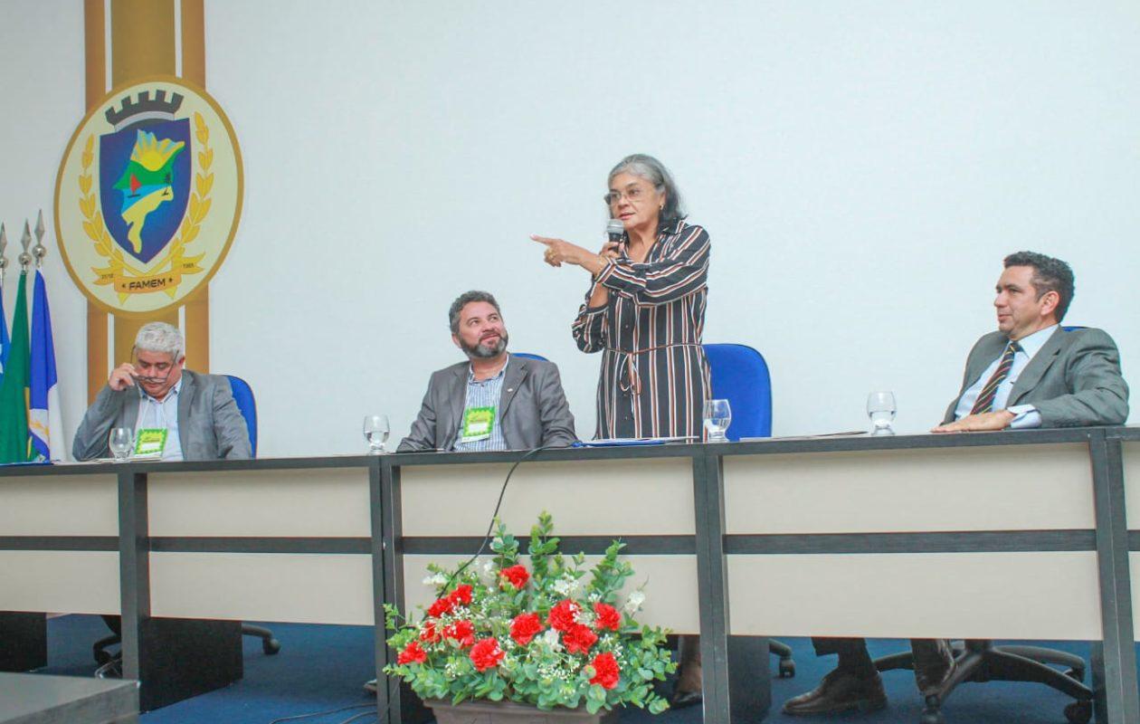 Famem fecha com Setres e Agem implantação do 'Pró-Catador Maranhão'