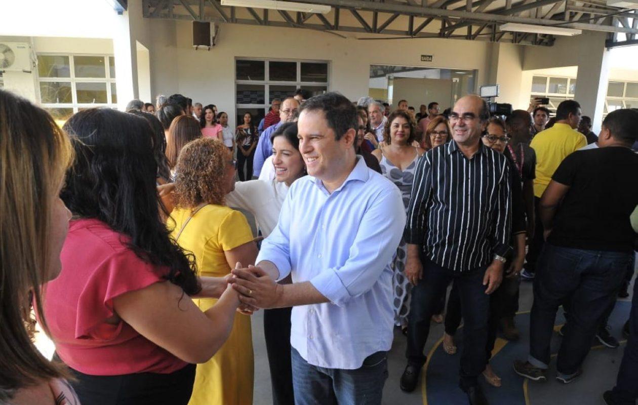 Após decisão judicial, Edivaldo entrega 1ª das 25 creches prometidas em 2014
