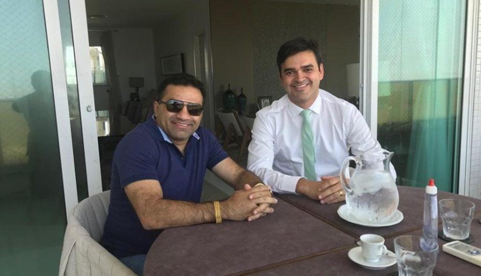 Após prisão de Astro, Josimar abre diálogo com pré-candidato do PCdoB em São Luís