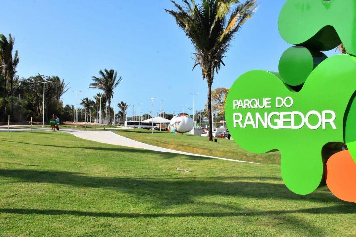 Ministério Público encontra sobrepreço de R$ 1,2 milhão em obra do Parque do Rangedor
