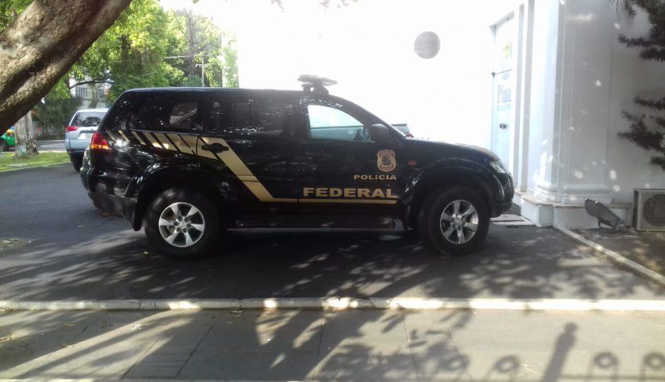 Polícia Federal faz busca e apreensão na sede do Governo do Piauí