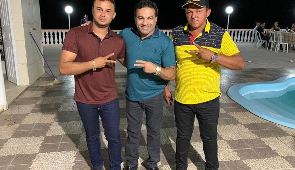 Plano político de esquema de pirâmide financeira tem apoio de Josimar Maranhãozinho