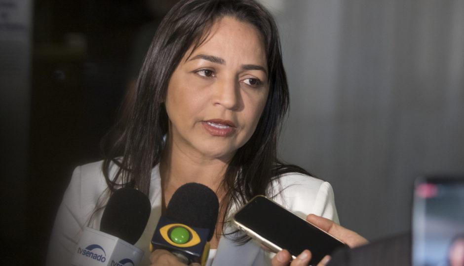 Eliziane diz que inépcia de Bolsonaro aumenta tragédia ambiental no Nordeste