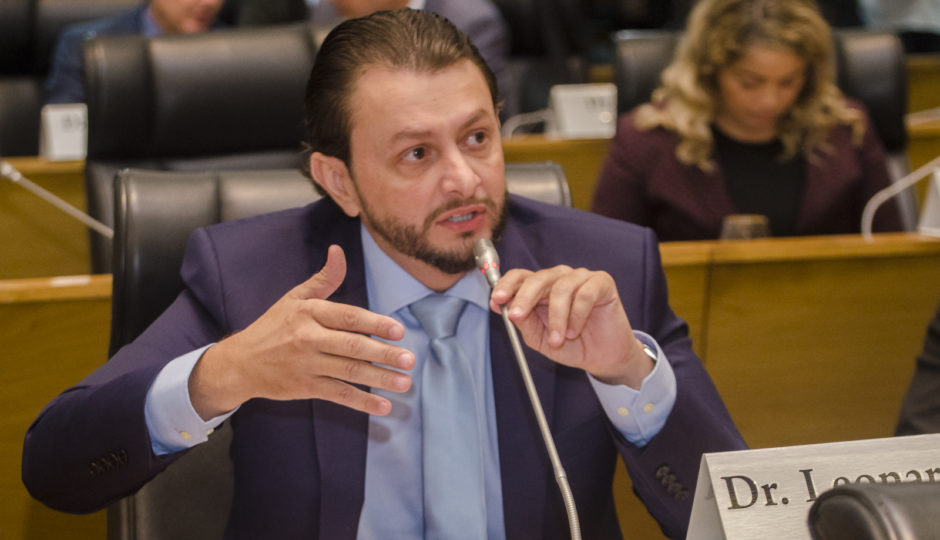 Justiça remarca depoimento de testemunhas em ação contra Leonardo Sá