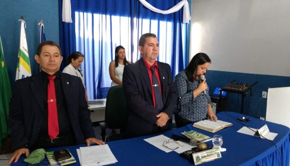 Vereadores ignoram acórdão do TCE e aprovam contas de ex-prefeita de São Mateus