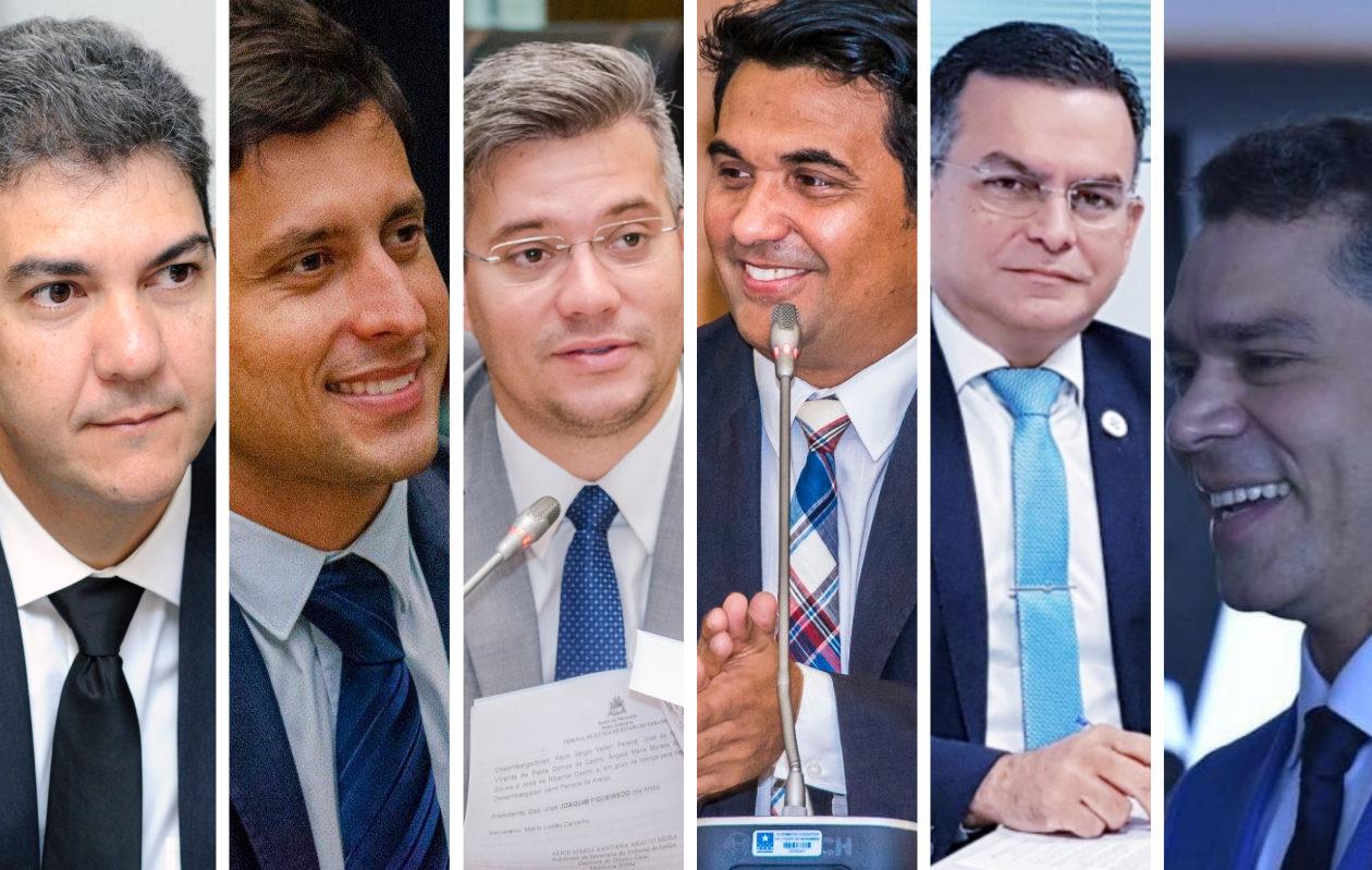 Pré-candidatos a prefeito de São Luís comentam pesquisa Escutec