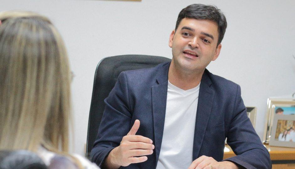 Rubens Júnior assume pré-candidatura a prefeito de São Luís