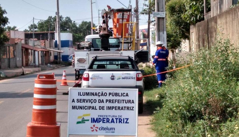MP investiga fraude e corrupção em contratos e pagamentos de R$ 45 milhões à Citelum pela Prefeitura de Imperatriz