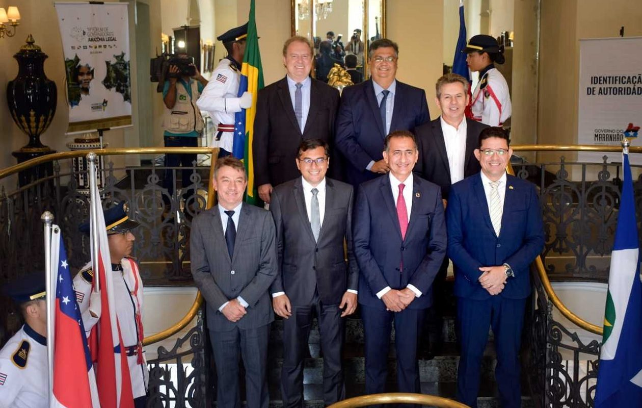 Governadores anunciam 1ª compra conjunta entre Estados da Amazônia Legal