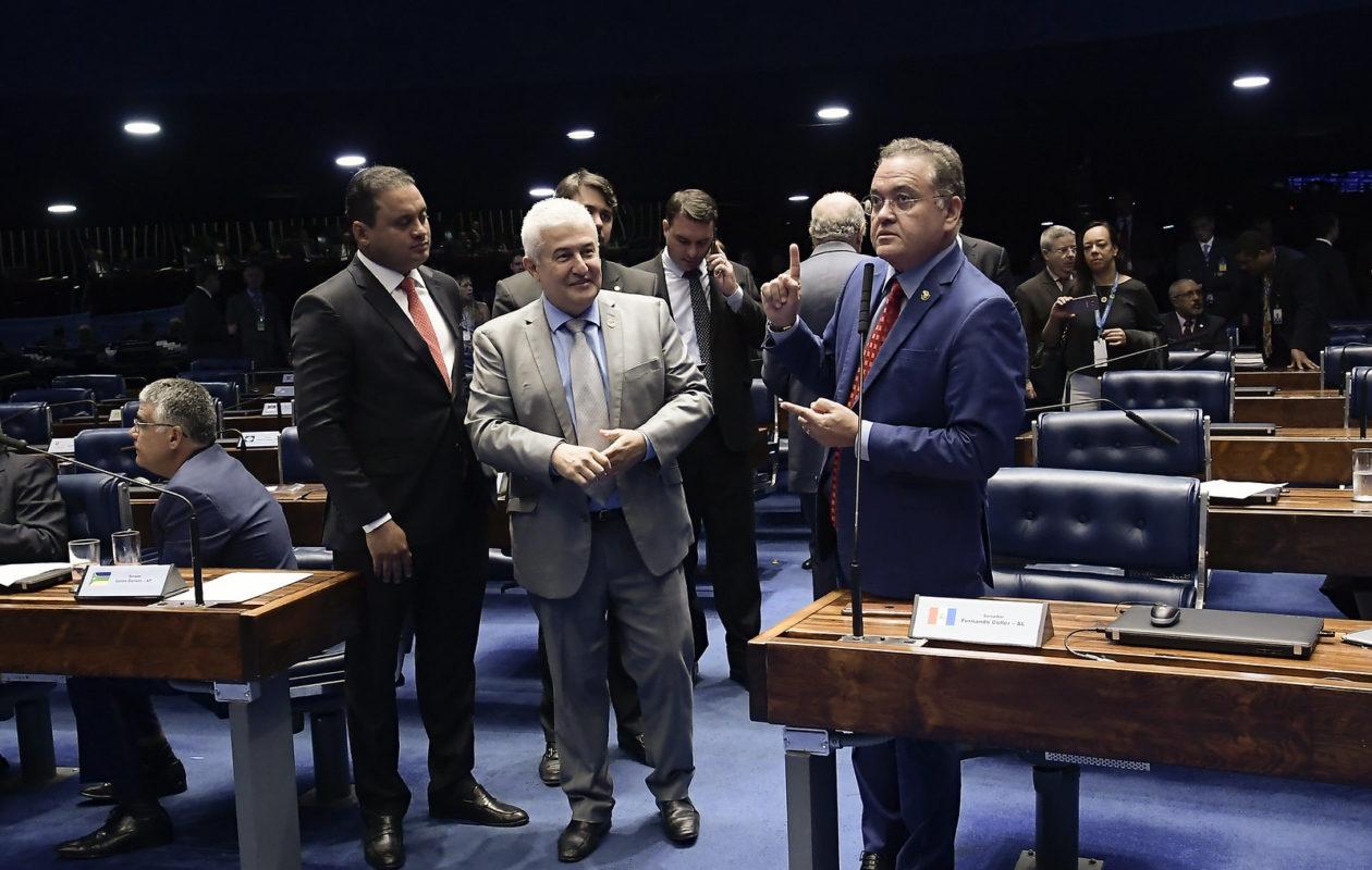 Senado aprova acordo que permite uso da base de Alcântara pelos Estados Unidos