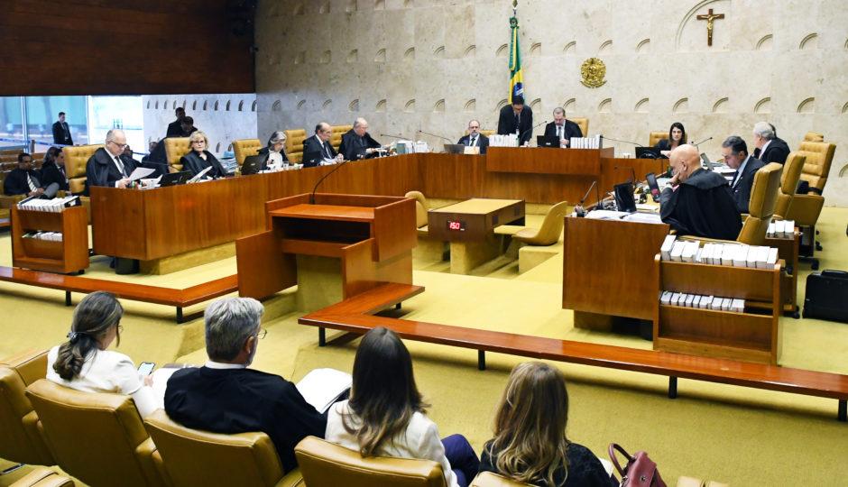 STF autoriza compartilhamento de dados bancários e fiscais com Ministério Público