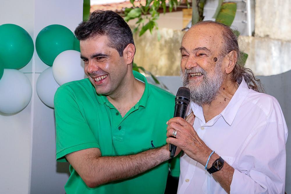 Presidente do PV diz que pré-candidatura de Adriano é prioridade nacional