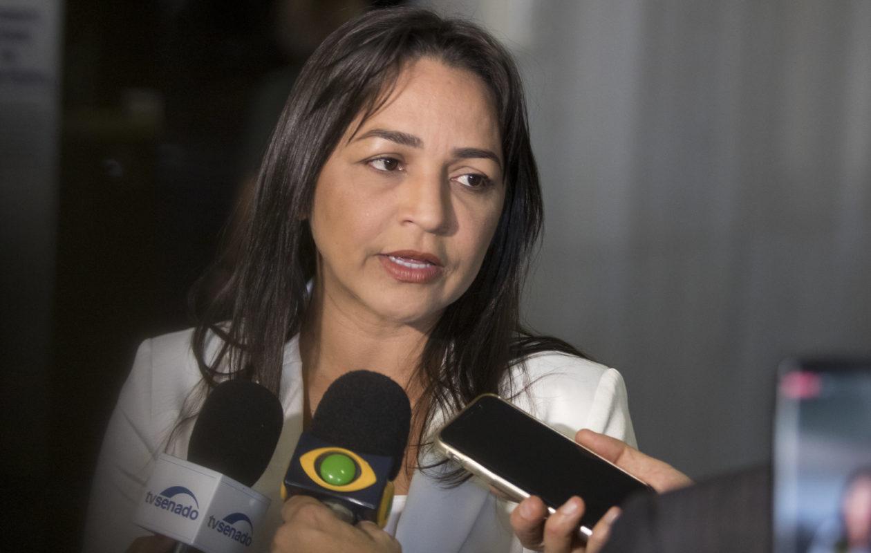 Eliziane quer pôr fim a uso indiscriminado de agrotóxicos no Brasil