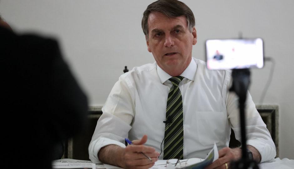 Bolsonaro sobre críticas por juiz de garantias: 'Se te prejudica, não vota mais em mim'