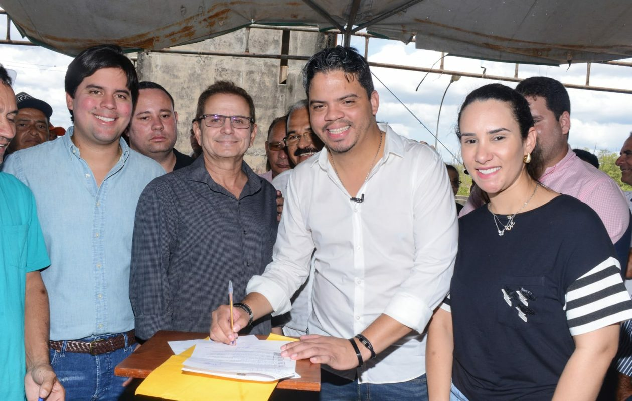Iniciadas obras de revitalização da barragem do Pericumã em Pinheiro