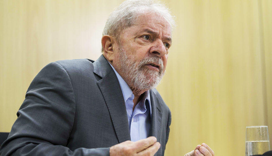 PF indicia Lula sob suspeita de propina de R$ 4 milhões da Odebrecht