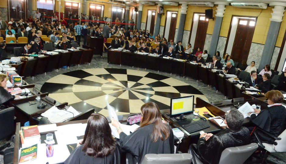 Desembargadores decidirão entre manter quebra ou voltar à tradição em eleição do TJ