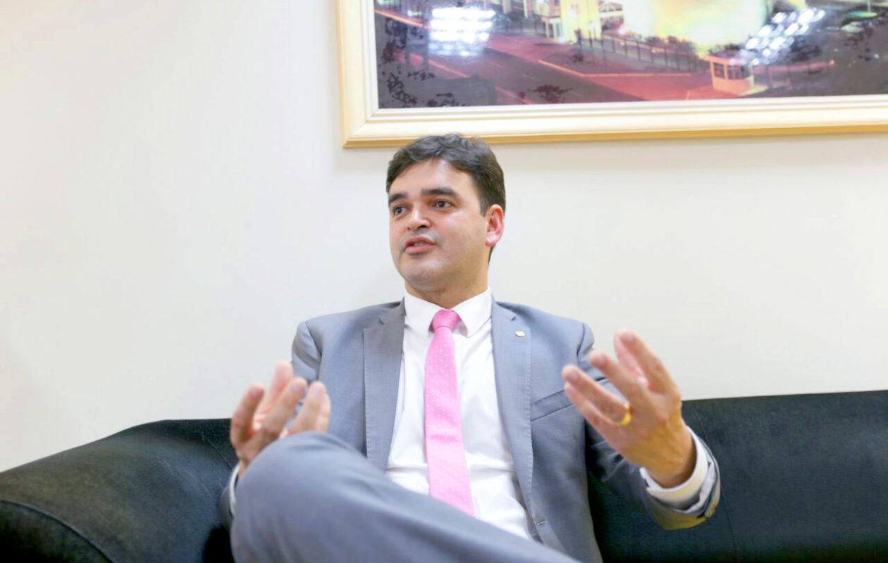 Baixa intenção de votos impacta pré-candidatura de Rubens Júnior