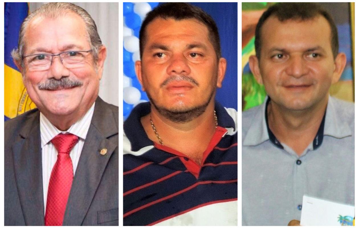 Albérico Filho, Ruivo e Magno Teixeira seguem investigados por contratos com empresa de fachada