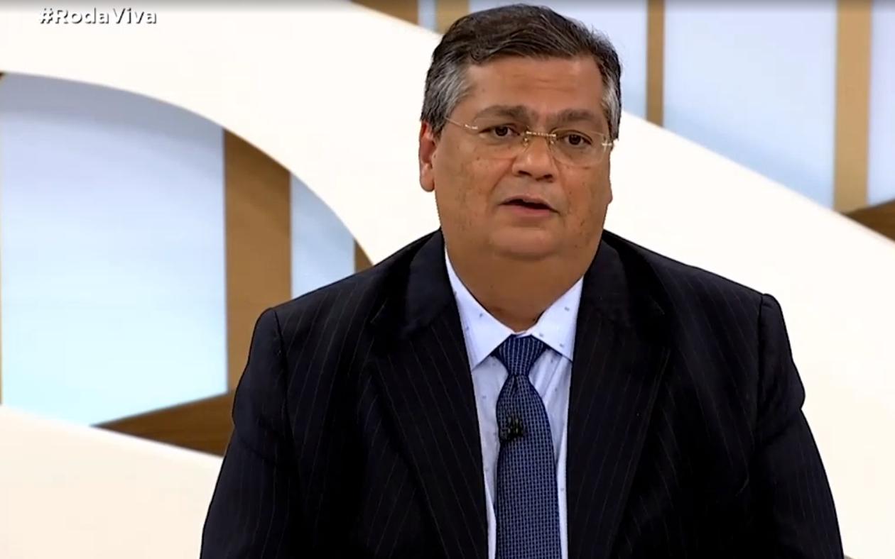 Flávio Dino recebeu diárias do governo para dar entrevistas em SP