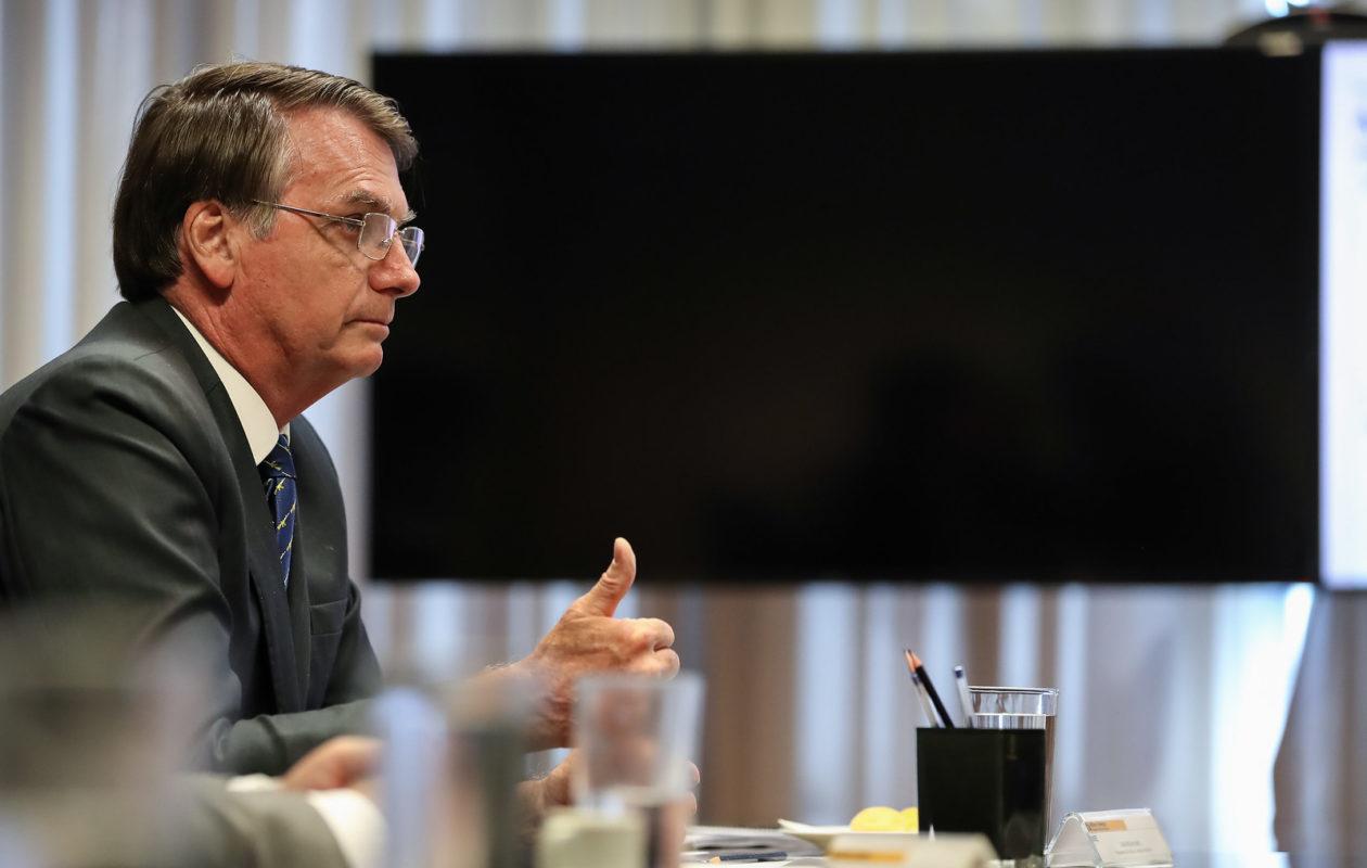 Jair Bolsonaro sanciona fundo eleitoral de R$ 2 bilhões