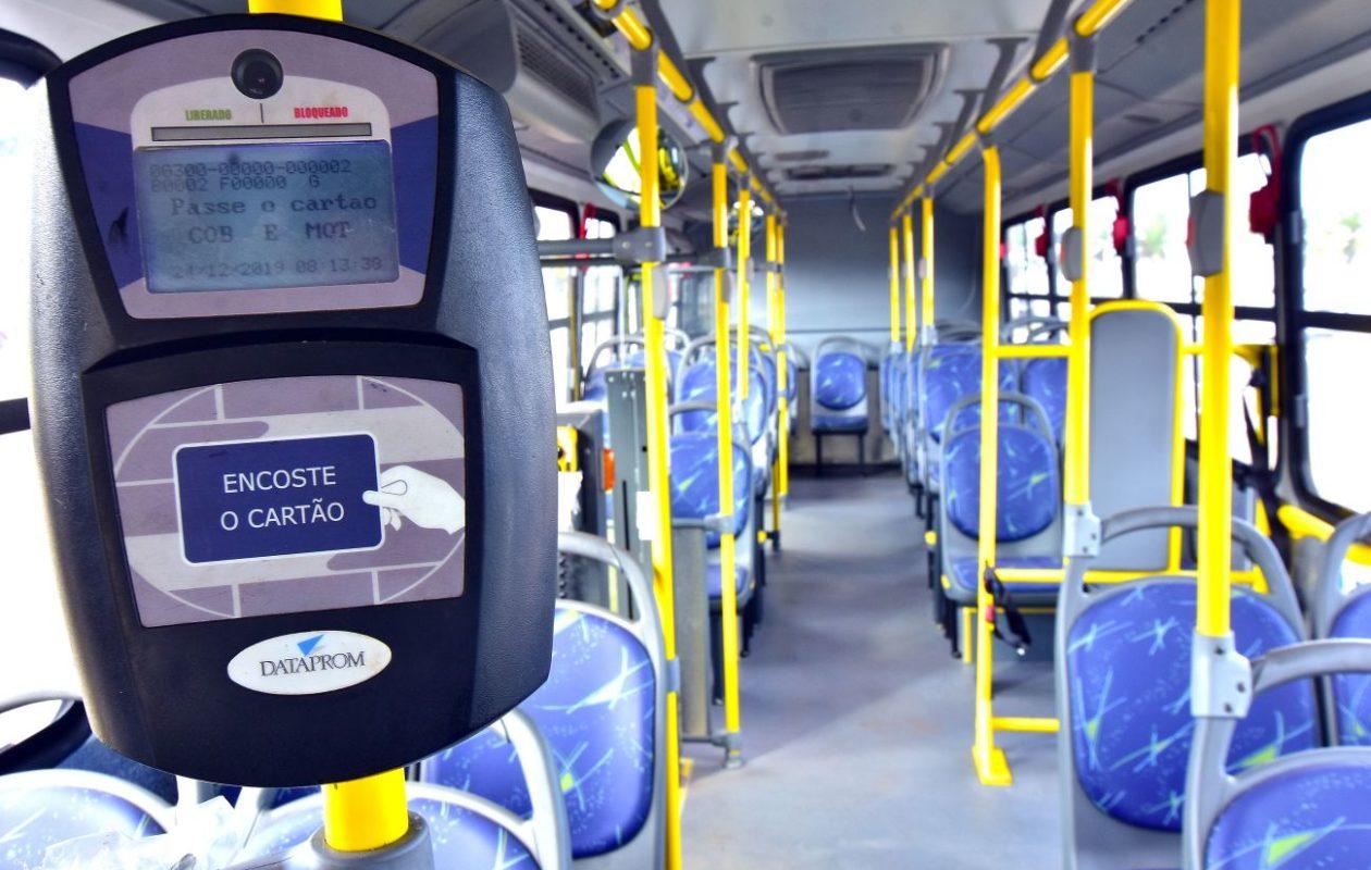 Prefeitura anuncia aumento de passagem de ônibus em último ano de Edivaldo