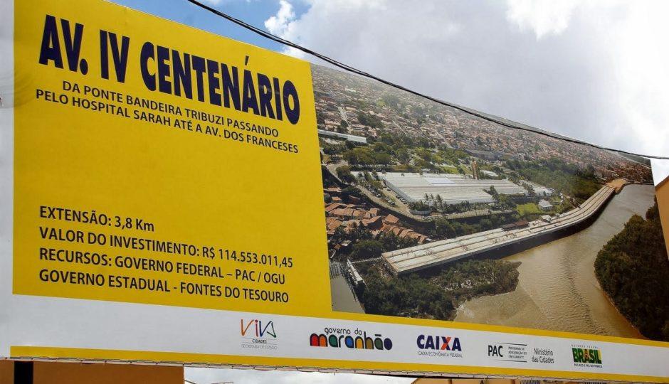 CGU aponta pagamentos indevidos e superfaturamento de R$ 13,4 milhões na IV Centenário